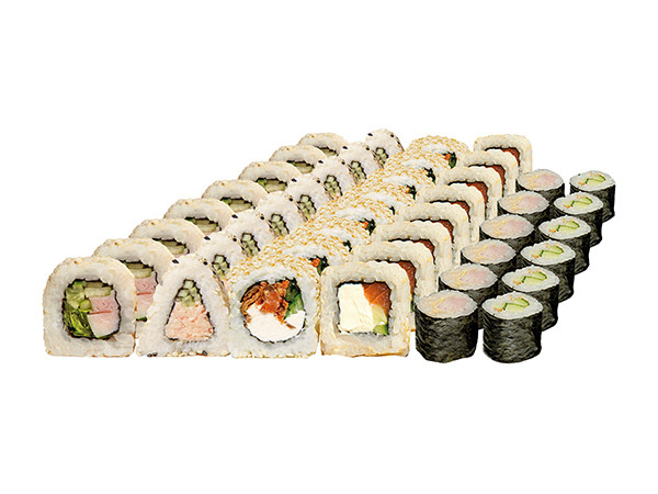 Love S-P set - Photo 1 - Sushi delivery in Kyev from Sushi-Point
