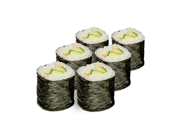 Cucumber Maki - Photo 1 - Sushi delivery in Kyev from Sushi-Point